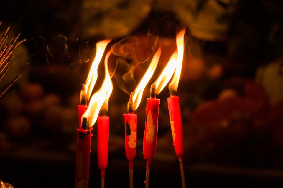 カルマの火種は燃やし尽くす