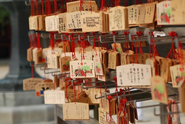 日本人の神頼み文化