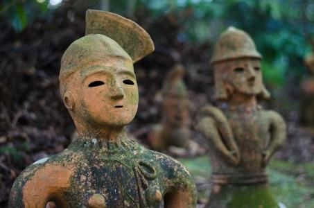 古代の日本は関西中心に栄えていた