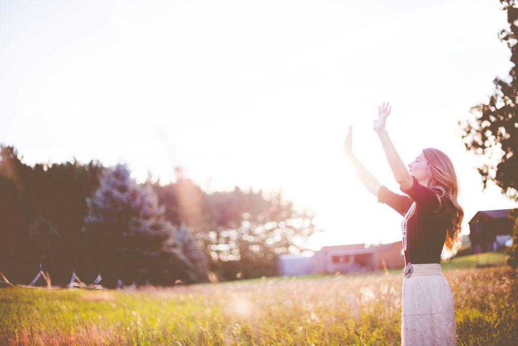 幸せな人は、幸せになれる人生観や世界観を持っている