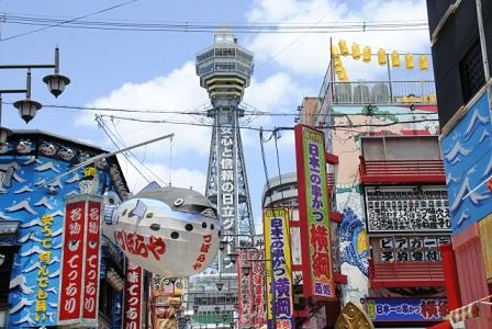 経済の中心地として歴史ある大阪