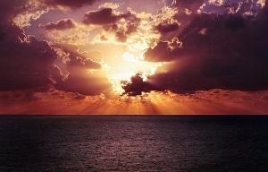 自分の選択によって雲は開ける