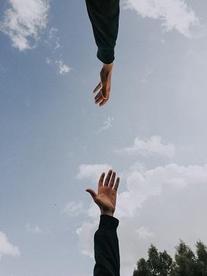 自分自身を強く信じる者に神は手を差し伸べる