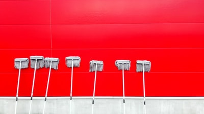 人知れず掃除をすると幸せになれる?