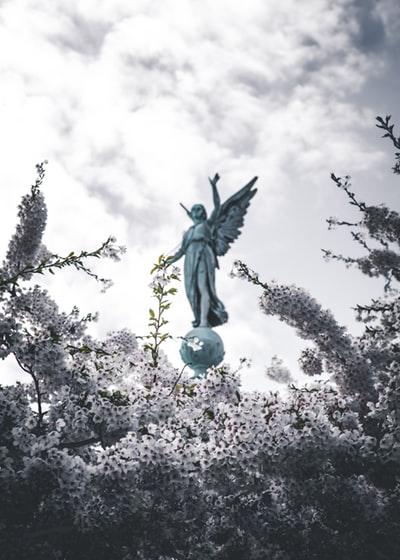 天使様や守護霊も信じる人には実在する
