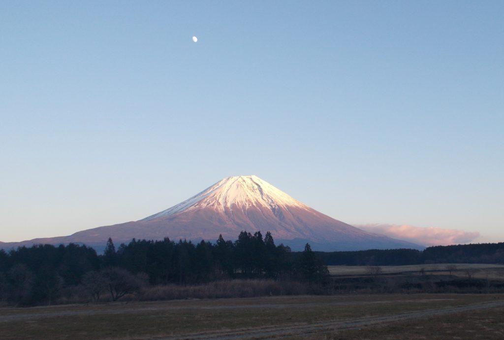 関東近郊オススメのパワースポット 富士山
