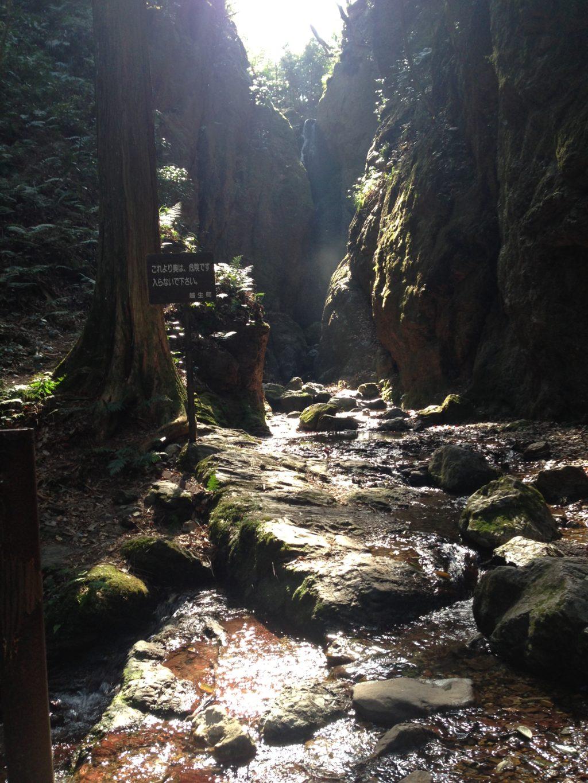 関東近郊オススメのパワースポット 黒山三滝