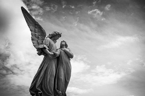 天使や聖霊