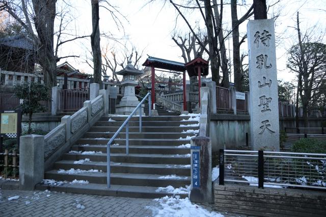 東京都内おススメのパワースポット 待乳山聖天(まつちやましょうでん)