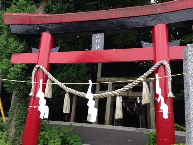 関東近郊オススメのパワースポット 新屋山神社