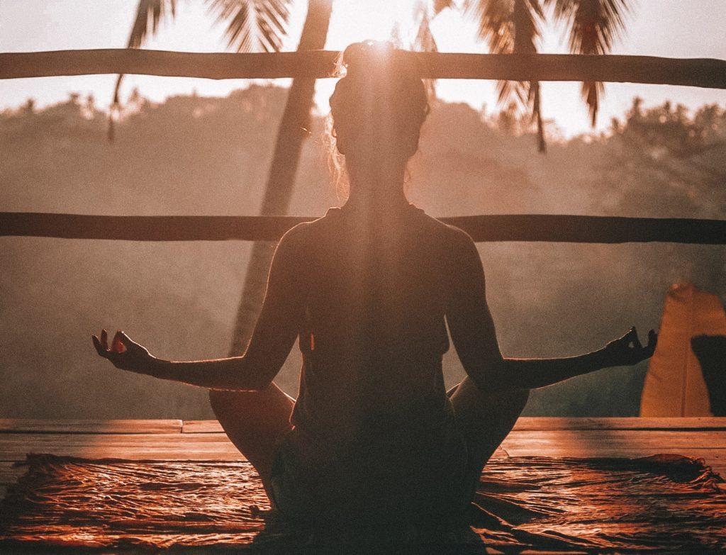 瞑想を習慣化する