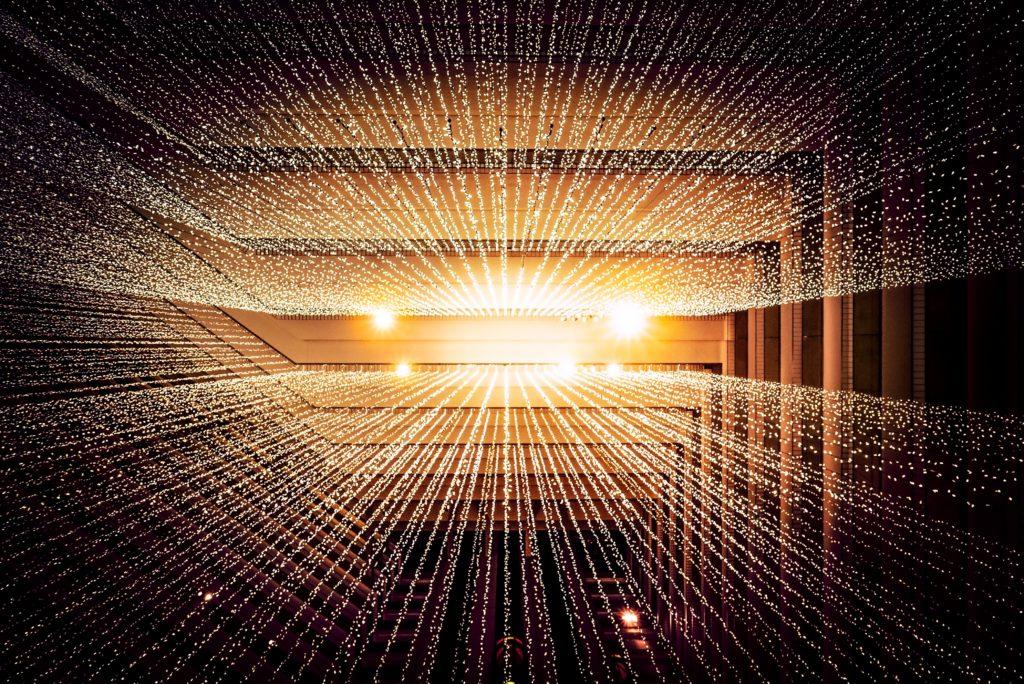 宇宙のインターネット