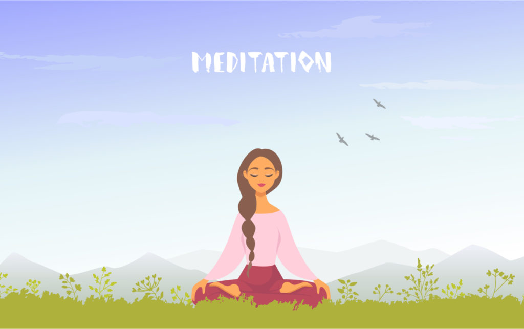 瞑想とは?意味と方法、そしてメタ認知の先の世界
