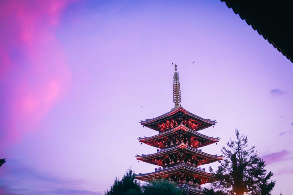 江戸時代以降、日本の中心だった場所